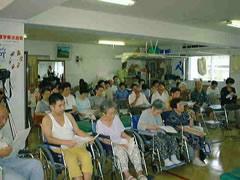 介護教室1